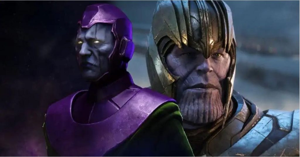 Avengers Endgame New clue! Did Iron Man know about Kang sad