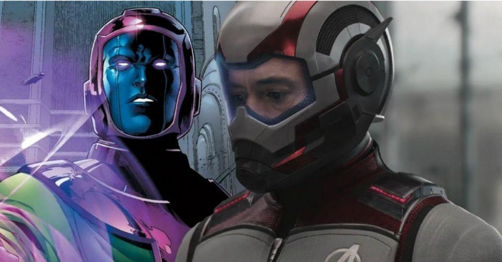 Avengers Endgame New clue! Did Iron Man know about Kang