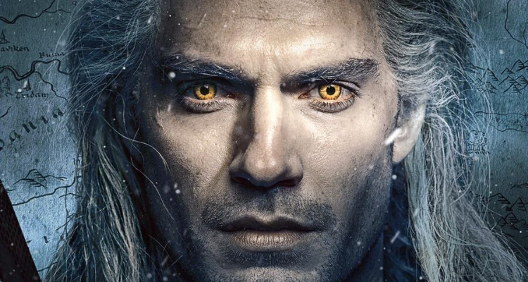 How old is Geralt of Rivia in The Witcher feshion india