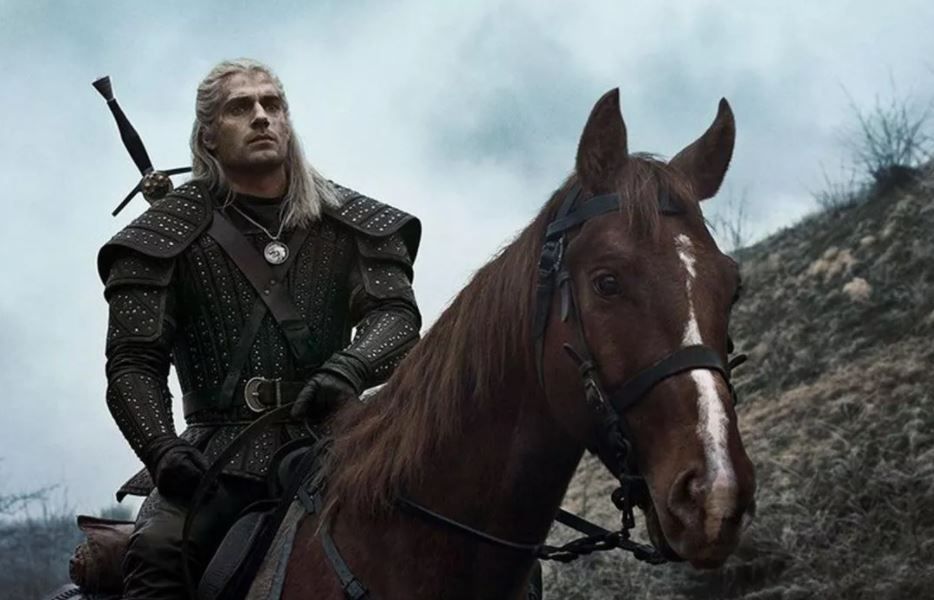 Roach returns while The Witcher transforms the ruins of Fountains Abbey into an Elven Palacesv