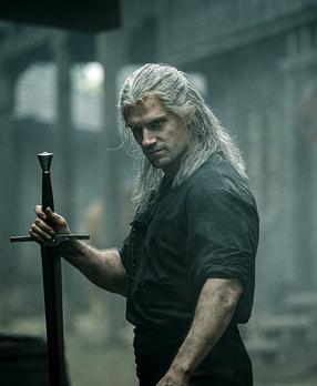 The Witcher Netflix Quiz witcher quiz Feshion India Geralt_of_Rivia_Witcher