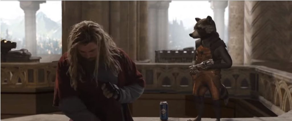 Avengers Endgame and Infinity war Deleted Scenes 7