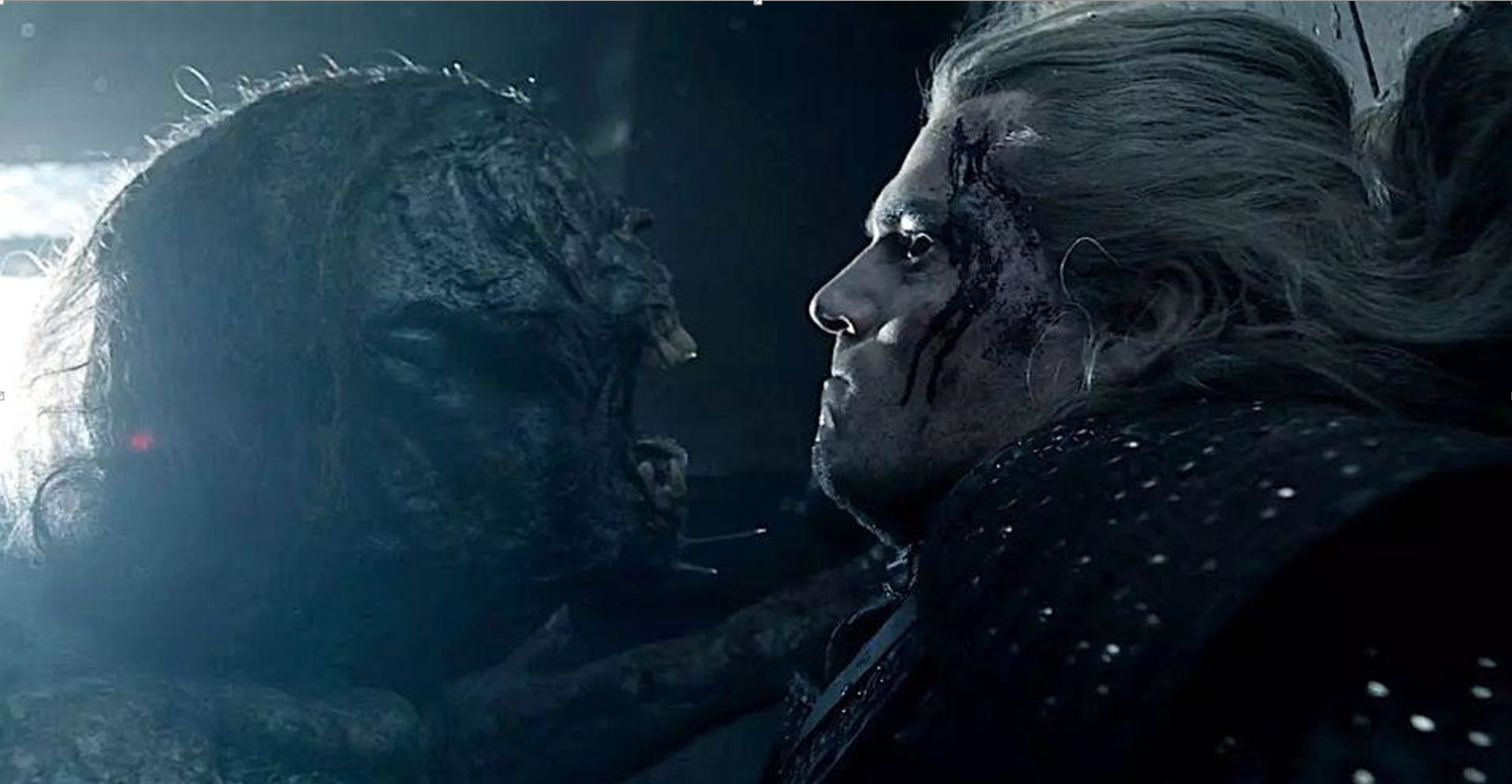 The-Witcher-Season-2-New-Monsters-Briefly-Seen-In-Halloween-Video