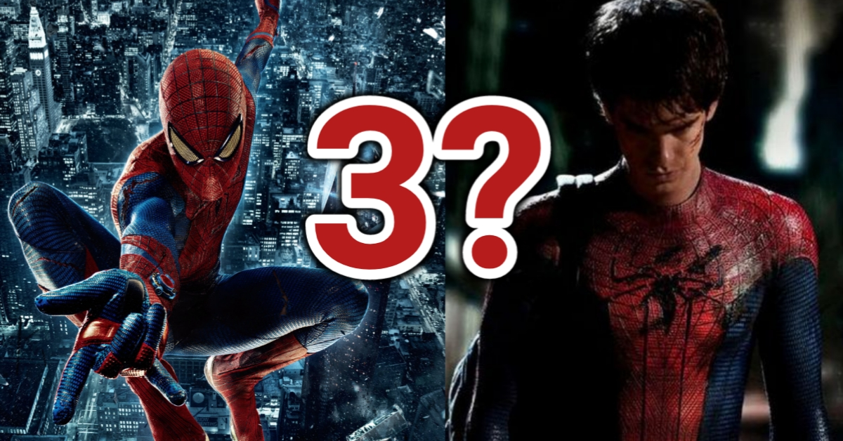 What happen to amazing spider man 3 of Andrew Garfield and Full Plot
