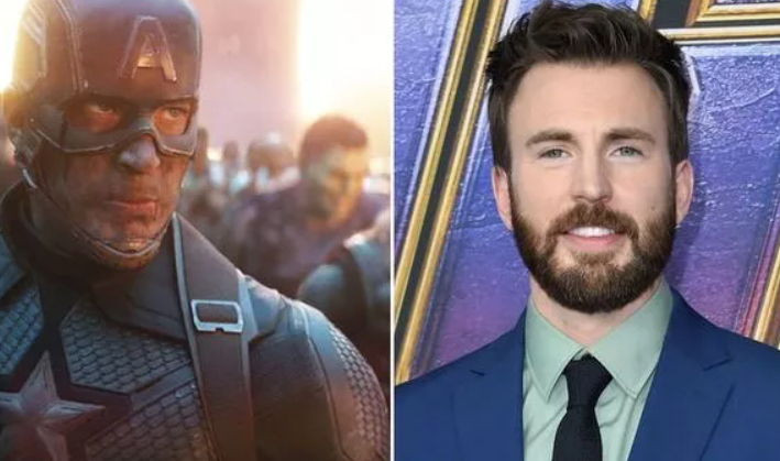 Chris Evans will Return for Captain America in Future Marvel Project 8