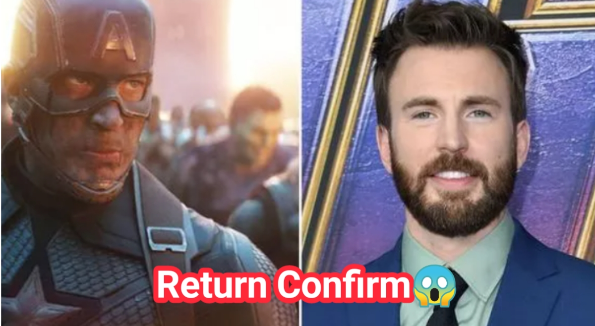 Chris Evans will Return for Captain America in Future Marvel Project