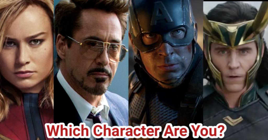Marvel Quiz Avengers Trivia Quiz