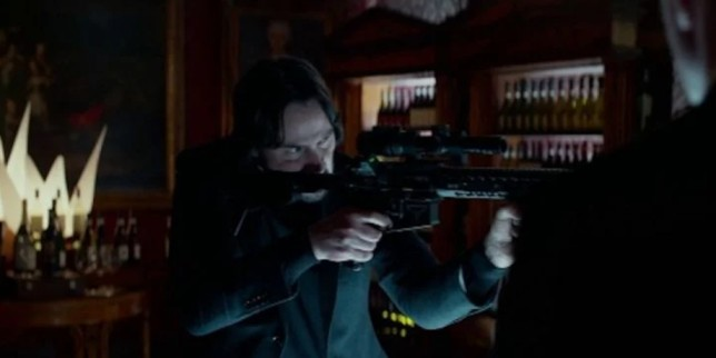 List of Top 15 John Wick weapons by their ranks 5