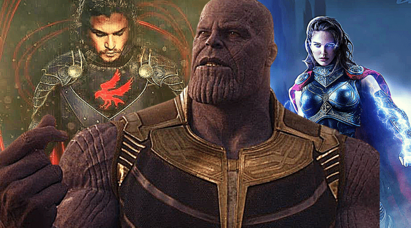 Every New Marvel Phase 4 Character Strong Enough To Stopped Thanos Snap