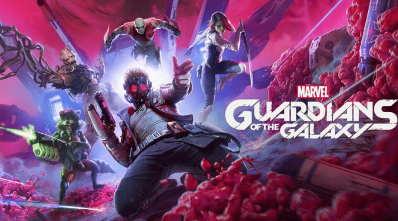 Guardians of the Galaxy Game When will the game come out
