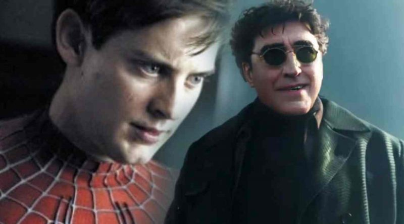 Molina's Doc Ock Is De-Aged In Spider Man 3 2021 But Not Maguire
