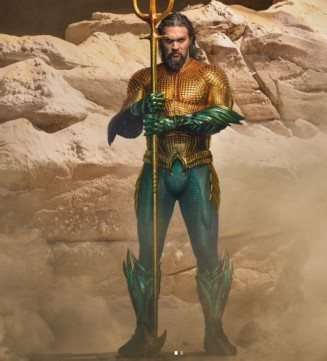 Aquaman 2 First Images Reveal Very Different Superhero Suit